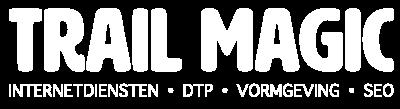 Logo Trail Magic.